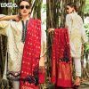 Embroidery Lawn Suit With Chiffon Dupatta Sleeves Daman Laces DM ZC 659 A.jpg