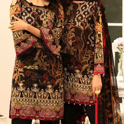 Embroidery Printed Lawn Suit With Chiffon Printed Dupatta DM GUL 619 1.jpg