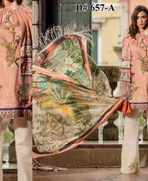 Embroidery Printed Lawn With Printed Chiffon Dupatta Lawn Trouser DM SS 657 A.jpg