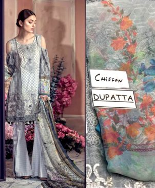 Front Back Printed Lawn Daman Lace Embroidery Cutwork DM AAY 622 A.jpg