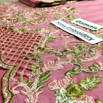 Full Chiffon Heavy Embroidered With Banarsi Trouser DM MB 330 6.jpg