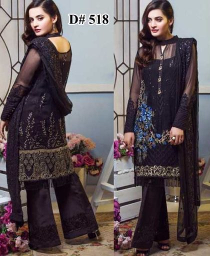 Full Embroidered Chiffon With Net Dupatta Lace Embroidery Trouser DM IMRZ 518.jpg