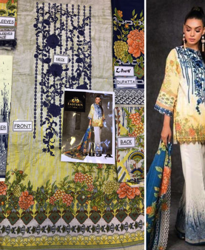 Lawn Suit Front Printed With Neck Embroidered DM SL 589 2 1.jpg