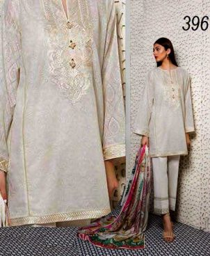 Lawn Suit With Broshia Dupatta Printed Embroidery DM SL 396 B.jpg