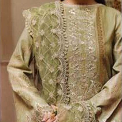 Lawn Suit With Chiffon Dupatta Embroidery Work DM AN 605 1.jpg