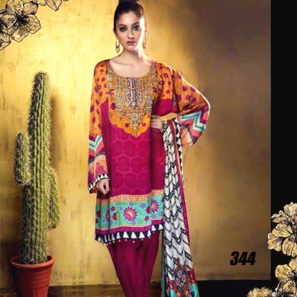 Lawn Suit With Chiffon Dupatta Printed Front Back Sleeves DM MB 344.jpg