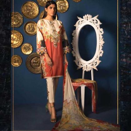 Lawn With Chiffon Dupatta Trouser Lace Embroidery DM SL 618 A Home.jpg
