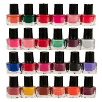 Pack Of 24 Peel Off Nailpolish Durable And High Quality.jpg