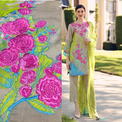 Printed Lawn Suit With Printed Chiffon Dupatta DM CHAR 595 1.jpg