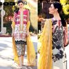 Printed Lawn Suit With Printed Chiffon Dupatta Trouser DM CHAR 603.jpg