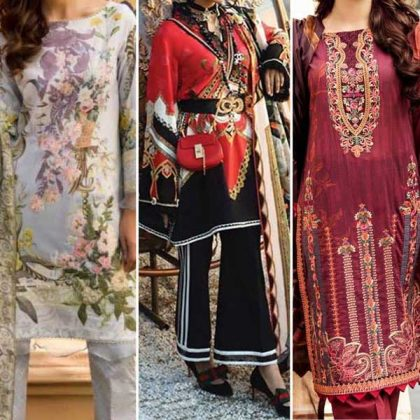 Special Deal Of 3 Embroidered Lawn Suits 2019 Designs 646 LD 640A 658 1.jpg