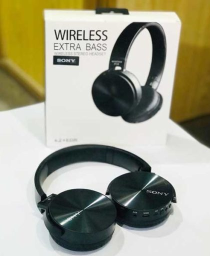 Wireless Metal Bluetooth Luxury Version Sony Headphone V4.2 (Limited Edition) 3
