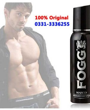 Fogg Marco Long Lasting Body Spray For Men 120 ML 100% ORIGINAL In Pakistan