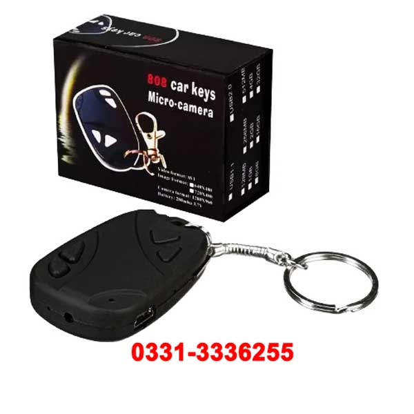 Keychain Camera With Audio Video Recorder And Take Pictures 3