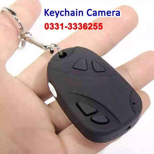 Keychain Camera With Audio Video Recorder And Take Pictures In Pakistan