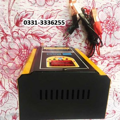 Full Automatic Battery Charger Microprocessor Technology 12 V 20 Amp 2