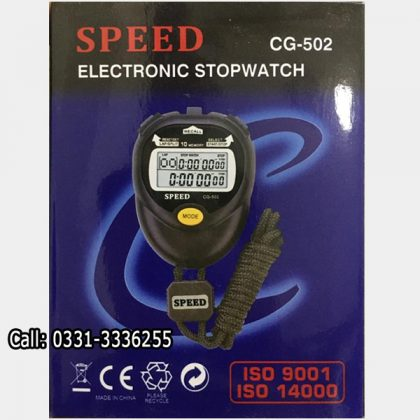 Multifunctions Electronic Countdown Timer Stopwatch 2
