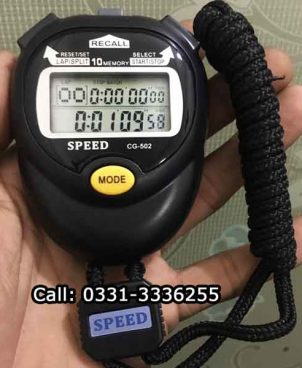 Multifunctions Electronic Countdown Timer Stopwatch